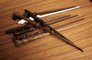 DIY magic wand