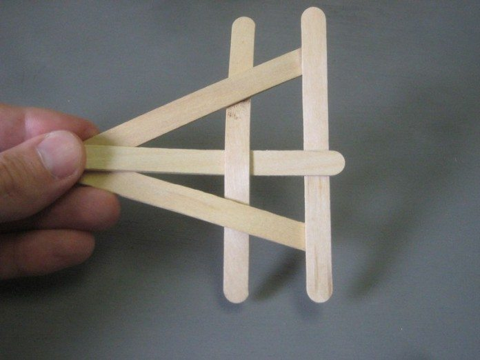 Exploding Popsicle Sticks