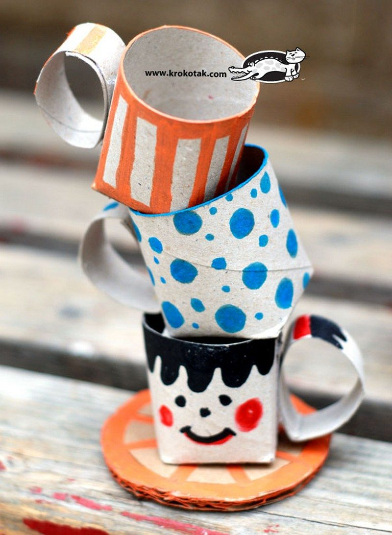 18 Creative Paper Roll Activities for Kids