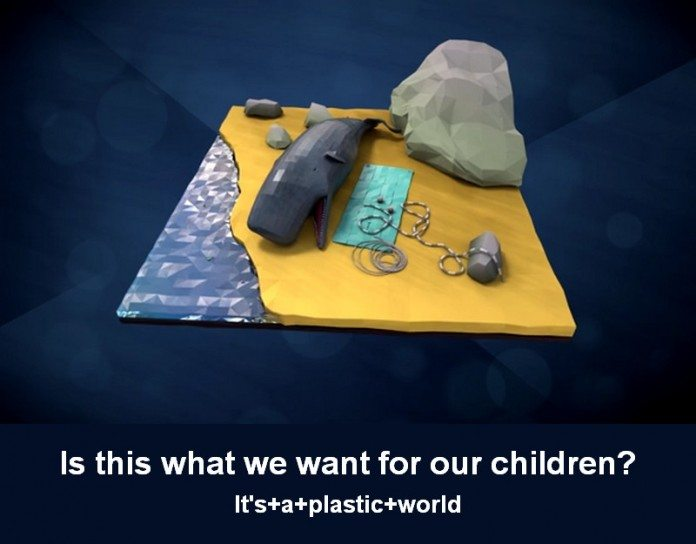 It's a Plastic World