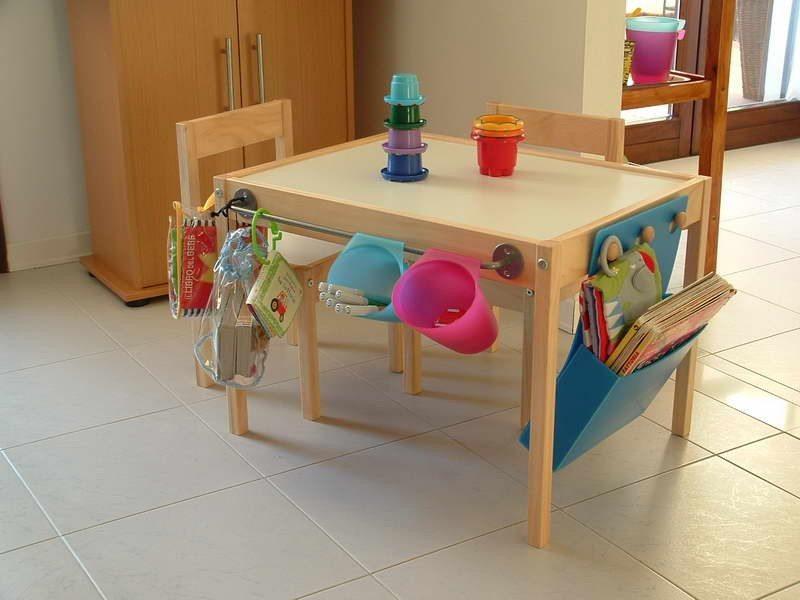 Tiny Tot Table Furniture!