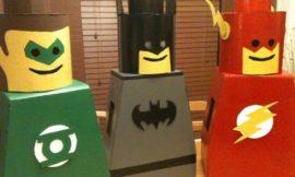 Lego Man Costume