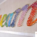 String Wall Art