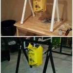 PVC Archery Target Stand
