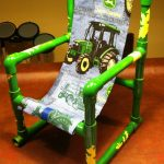 PVC Toddler Chair