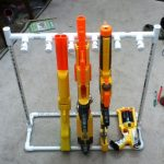 Nerf Gun Stand and Target