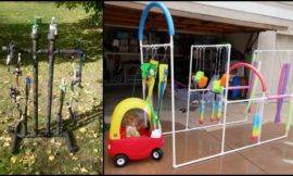 PVC Pipe Projects Your Kids Will love!